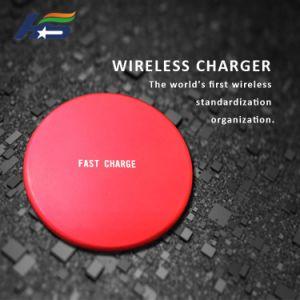 2018 переносная беспроводная зарядное устройство 5 в мобильном телефоне 2.1A ци зарядное устройство беспроводной связи