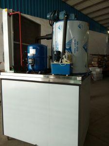 Eis-Maschine der Flocken-2.5t mit Energieeinsparung für das Fisch-Aufbereiten
