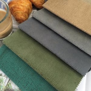 La Chine Sellerie tissu tissé de polyester pour un canapé-couvercle