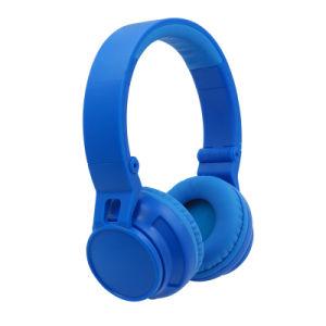 TF 카드와 FM를 가진 최신 판매 베이스 헤드폰 OEM 무선 Bluetooth 헤드폰 B62