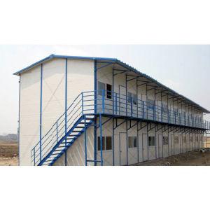 Casa de verano de contenedores prefabricados prefabricados, tipo K de la cabina para casas prefabricadas
