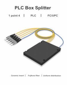 Verificación PLC Splitter 1 Punto 4 de Wasin Fujikura