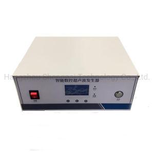 De alto cizallamiento Digital homogeneizador ultrasónico homogeneizador de emulsionar