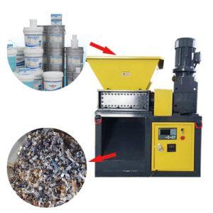 Mini máquina trituradora Njwg Cable de los residuos de trituración de alambre de cobre de la máquina para el reciclaje de basura