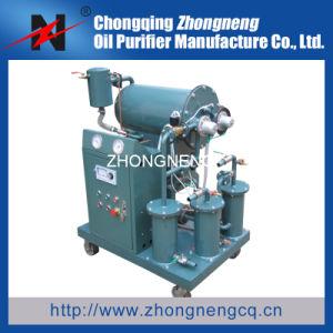 Zhongneng Zy-50の携帯用単段の真空の絶縁オイルフィルタに掛ける機械
