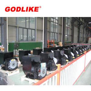 Venta directa de fábrica 400kw 500kVA alternador sin escobillas de 50Hz a 60Hz Opción
