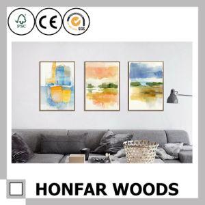 De abstracte Kunst die van de Muur Impressionlist voor de Decoratie van het Huis schilderen