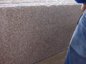 舗装するか、または壁のためのG635ピンクの花こう岩