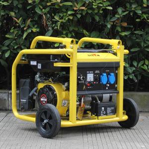 비손 (중국) BS2500g 2kw 2kVA Biogas 발전기가 믿을 수 있는 휴대용 작은 가솔린 발전기에 의하여 5.5HP 집으로 돌아온다