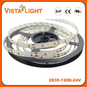 Indicatore luminoso di striscia flessibile di Wateproof 24V LED per i randelli di notte
