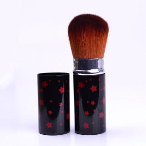 La mode de haute qualité Professionnel OEM/ODM Poudre escamotable/Blush/Face/brosse de maquillage cosmétiques pour sourcils