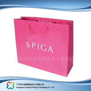 Упаковка бумаги сумка для шоппинга/ Дар/ одежды (XC-bgg-010)