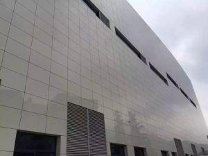 外の壁パネルのためのNanoガラス壁のクラッディングのタイル