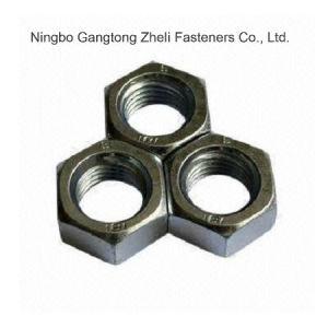 Noix Hex de haute résistance d'ISO4032 Ss304