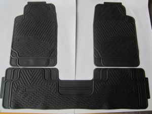 (BT 102-86) de Hete Matten van de Auto van pvc van de Verkoop 3PCS of de RubberMatten van de Auto (het Aantal van de Cliënt: EVO 1003N en AR1003B)