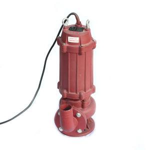 Wq sumergible eléctrica de 2 pulgadas de aguas residuales bomba de agua