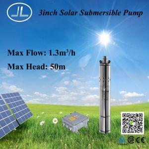 3pouce pignon à denture hélicoïdale du rotor pompe submersible solaire, de la pompe sans balai de CC 140W