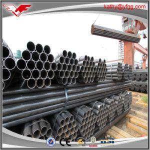 Tubo d'acciaio di laccatura ERW/tubo neri