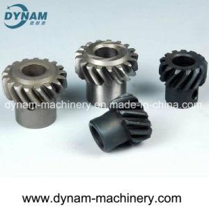 Части вковки шестерни зубов CNC точности подвергая механической обработке стальные спирально
