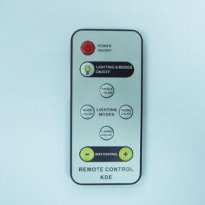 Telecomando di IR per l'indicatore luminoso di RGB del regolatore della luminosità del LED