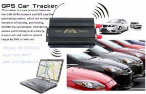 GPS van de auto Drijver met SMS Verre Afgesneden Motor, GPS van het Alarm van de Auto Tk103A Volgend Apparaat