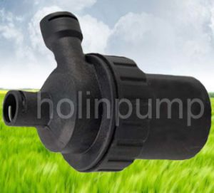 12V Submersible Fountain 정원 Pond Water Pumps (HL-WL09) Inline Pump