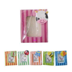 Het nieuwe Album van de Foto van het Ontwerp Houten voor Jonge geitjes, het Mooie Houten Album van de Foto van het Stuk speelgoed voor Kinderen, het Vastgestelde Stuk speelgoed Wj278251 van het Album van de Foto van de Manier van de Lage Prijs