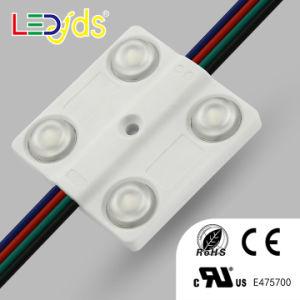 Cc12V 1,44 W 5050 SMD Impermeable IP67 LED del módulo de inyección