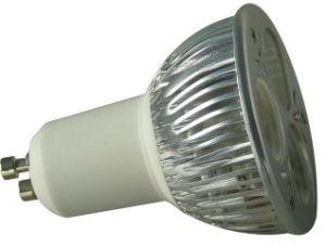 GU10 3W Scheinwerfer der Leistungs-LED (220V eingegeben)