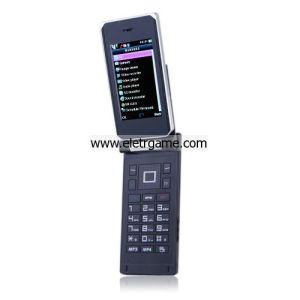 F053 GPS van de Functie van TV van de Band van de Vierling van Java WiFi de Telefoon van de Cel