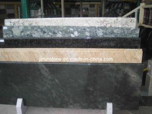 床の壁のタイルのための建築材料の磨かれた自然で黒い大理石