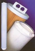 Plissé Nylon, polyester et polypropylène des filtres