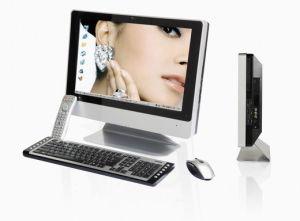 """19 """" LCD PC&TV einteilig (XR-190B)"""