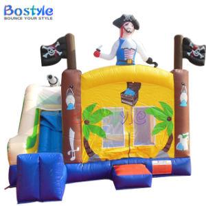 La Corredera/Pirata inflable gorila pirata Jumping Castillo