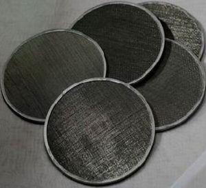 Черный провод тканью фильтра / фильтр сетчатый экран