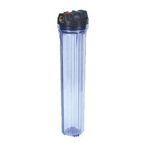 20 de  Transparante Huisvesting van de Filter van het Water