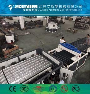 Пвх/PMMA/ASA Застекленные крыши плиткой бумагоделательной машины с остеклением плиткой экструзии линии