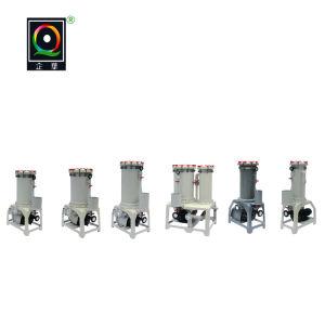 Qihua Material PP de elevada potência direta do filtro do tanque de galvanização