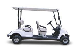 Motor dc blanco de estilo de moda 3kw de carros de golf eléctrico