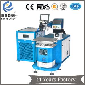 600W de Machine van het Lassen van de laser voor de Elektronika van de Vorm