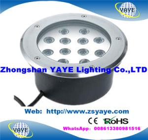 Hete Yaye 18 verkoopt IP67 de LEIDENE van de MAÏSKOLF 5With7With10With12With20With24With30With40With48With50W Ondergrondse Begraven Lichte Lamp Light/LED Inground van de Grond Light/LED met de Garantie van 2/3 Jaar