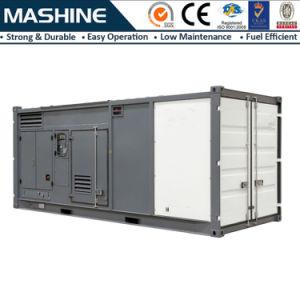 1 МВТ контейнер тип генератора Cummins для промышленного использования