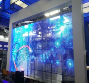 Le SMD3528 P10 Paroi intérieure affichage LED