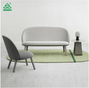 偶然様式の装飾されたソファーの椅子、純木フレームが付いている居間のソファー