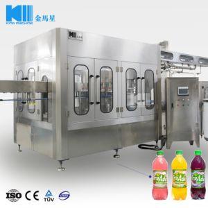 Automatische Plastic het Vullen van het Vruchtesap van de Fles Installatie