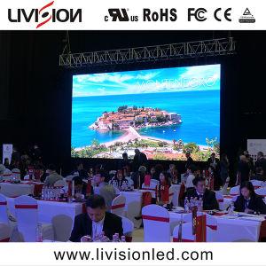 P2.6mm de alta qualidade display LED para interior interior do painel de parede LED de vídeo a cores de LED de evento Preço de tela de vídeo