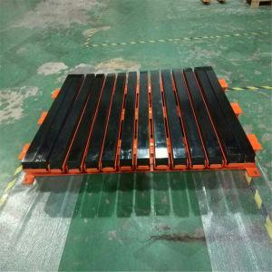 Staaf van het Effect van de Transportband de Gebruikte met het Materiaal UHMWPE Van uitstekende kwaliteit