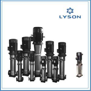 고품질 주거 건물 10bar 수직 원심 펌프를 위한 원심 수도 펌프 원심 승압기 펌프