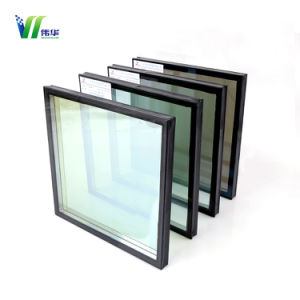 Estufa de vidro temperado isolados com marcação CE / ISO9001 / CCC
