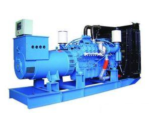 880KW/1100kVA Effcient generando con motor MTU 16V2000g65